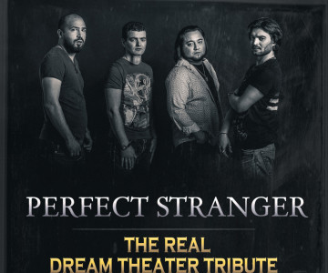 THE REAL DREAM THEATER TRIBUTE TOUR : Велико Търново