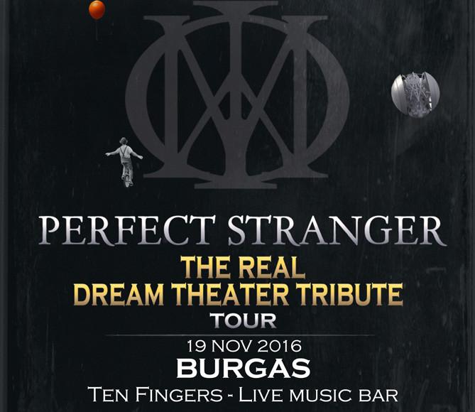 Burgas, Bulgaria – Ten Fingers – Live music bar