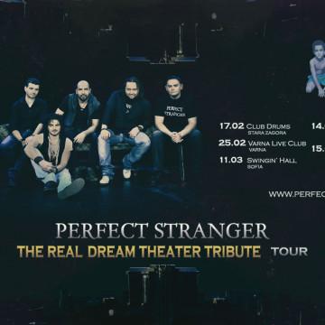 Perfect Stranger tour dates for TRDTT 2017