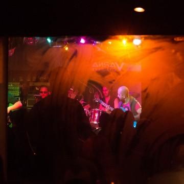 Varna Live Club - Varna, Bulgaria 09 December 2016 07
