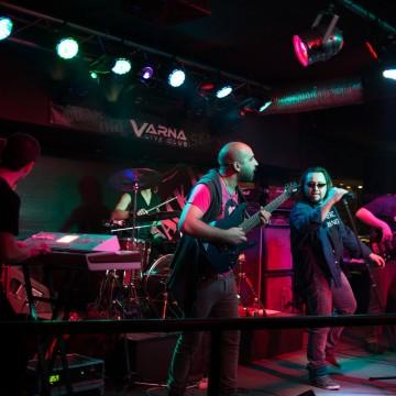 Varna Live Club - Varna, Bulgaria 09 December 2016 16